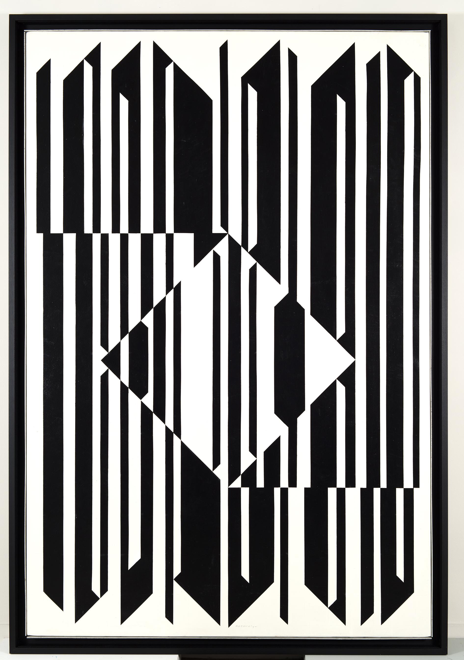 Leyre_GR, 1965, Victor Vasarely © fabrice lepeltier
